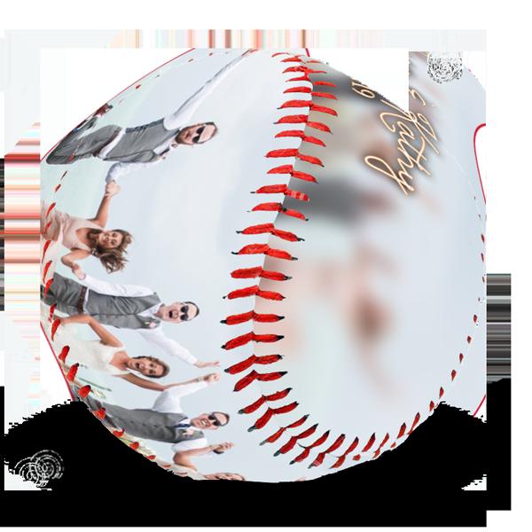 Make A Ball Wedding Favor Softball